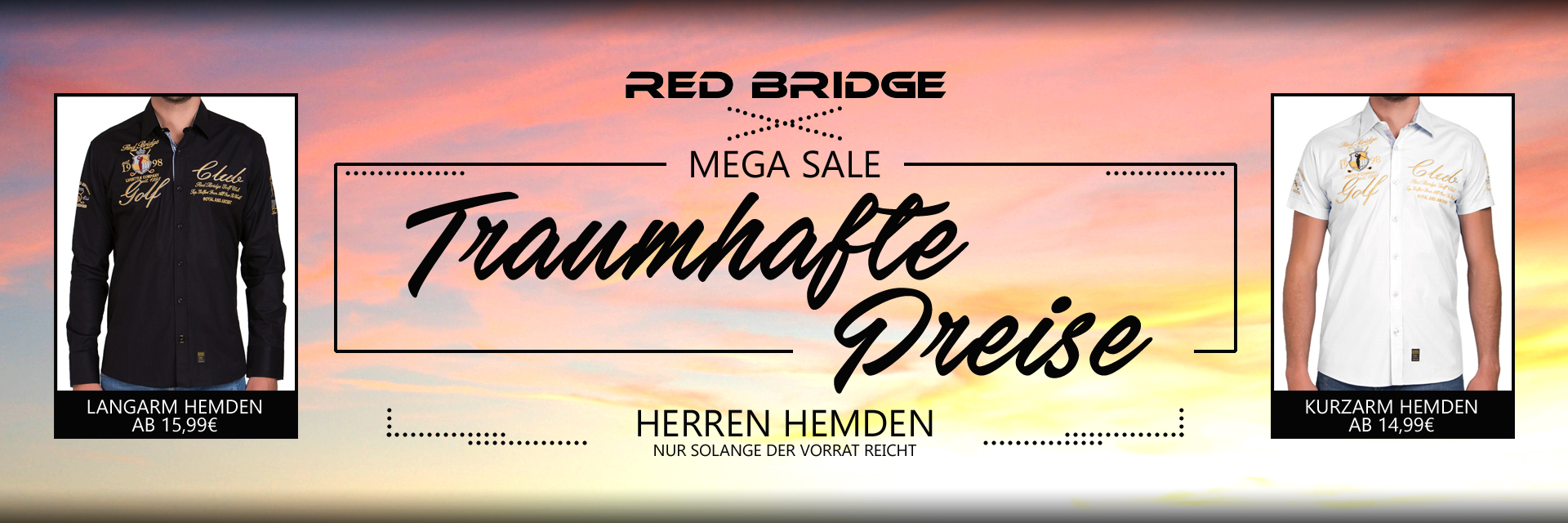 Red Bridge Jeans Hemd Sale