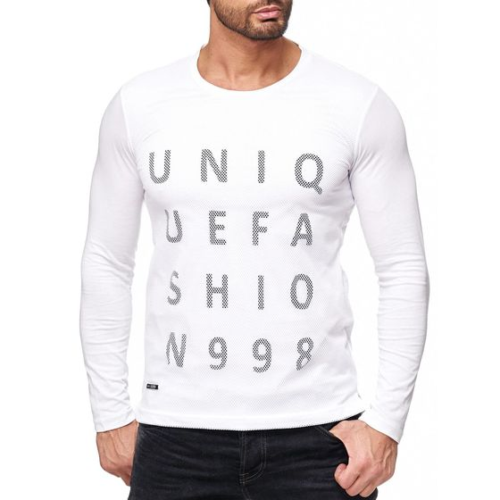 Red Bridge Mens Unique Fashion Pullover Sweatshirt...