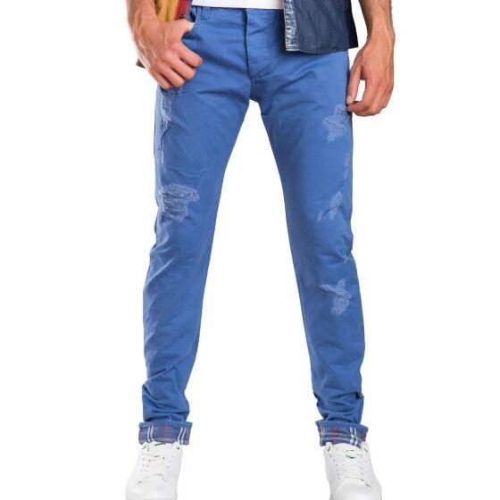 ... Red Bridge Herren Squared Regular Fit Jeans Denim Pants blau ...