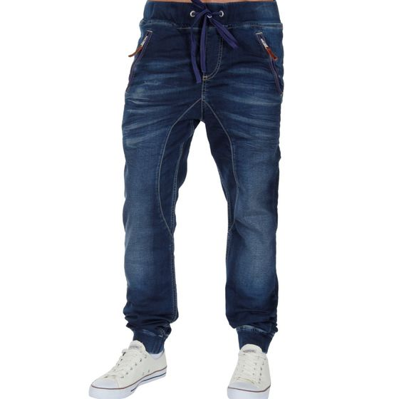 Jeans herren jogg denim redbridge blau