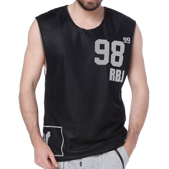Red Bridge Herren Discount Tanktop Oversized Schwarz