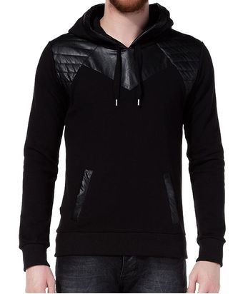 Red Bridge Herren Sh-Ring Pullover Schwarz
