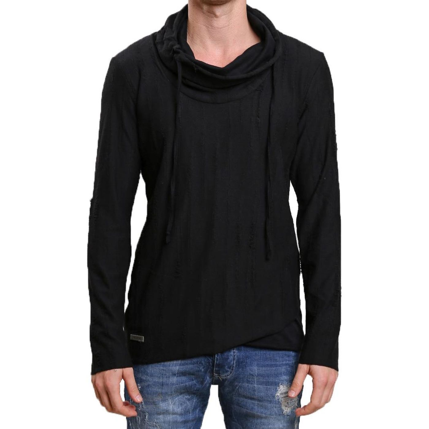red bridge herren shawl wrap pullover m2094 black 22 99. Black Bedroom Furniture Sets. Home Design Ideas
