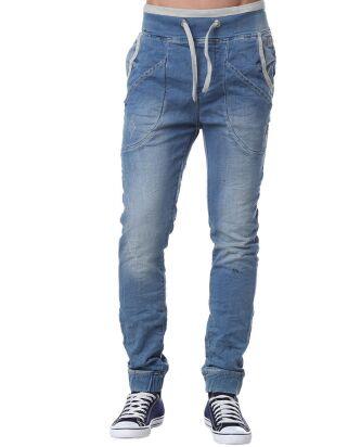 red bridge men redemption jog denim jeans pants blue r. Black Bedroom Furniture Sets. Home Design Ideas