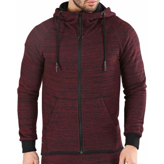 Red Bridge Herren Kapuzenpullover Jacke Trainingsanzug...