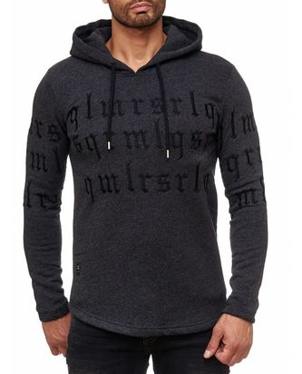 Red Bridge Herren Gothic Codes Sweatshirt Kapuzenpullover...