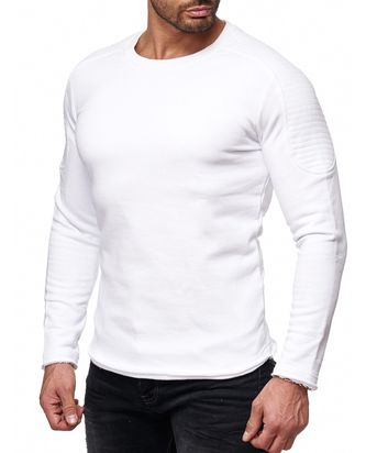 Red Bridge Herren Basic Cotton Pullover Sweatshirt...