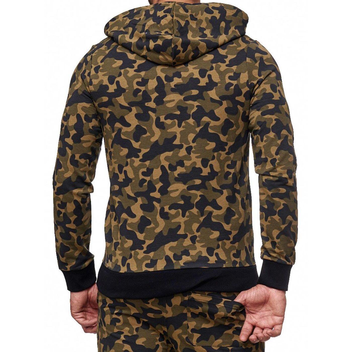 Camouflage Jogginganzug