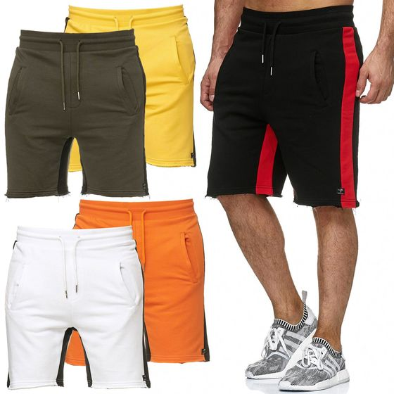 Red Bridge Herren Short Kurze Hose Sweatpant Jogginghose...