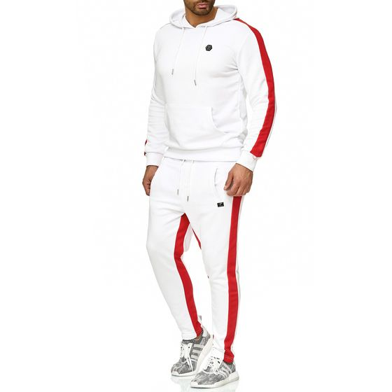 Red Bridge Herren Hoodie und Jogginghose Set Chill Bill