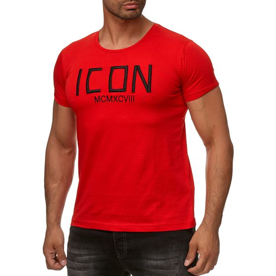 Red Bridge Herren T-Shirt ICON Big Stitched