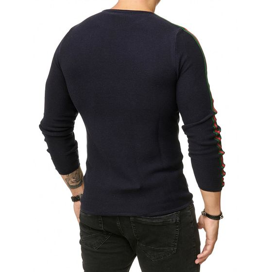 Red Bridge Herren Strickpullover Luxury Line Pullover