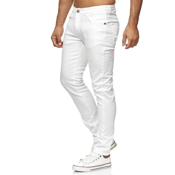 Red Bridge Mens Jeans Denim Pants Slim Fit Skinny Jeans Denim Colored
