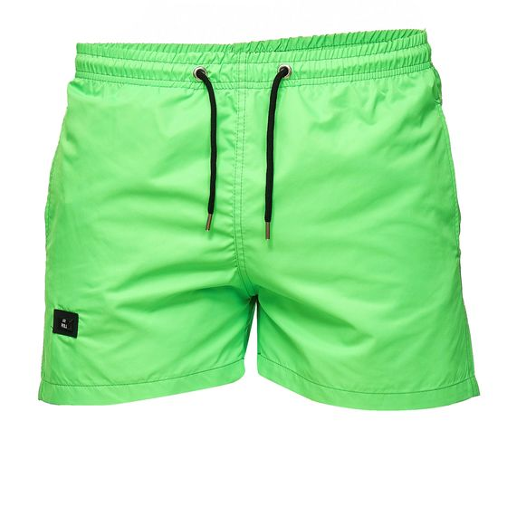 Red Bridge Mens Short Swim Shorts Swimwear Leisure Sports...