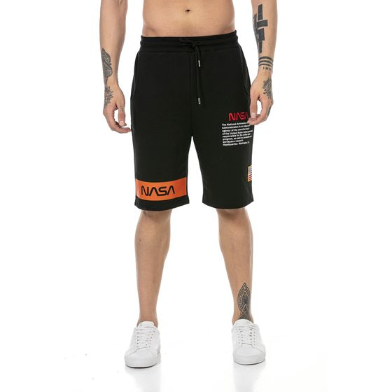 Red Bridge Herren Shorts Kurze Hose Capri Sweat Pants...