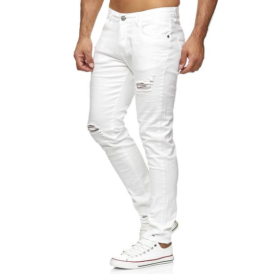 Red Bridge Mens Jeans Trousers Denim Pants Slim-Fit...