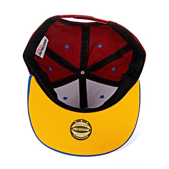 Red Bridge Unisex LA Los Angeles Cap Snapback Bestickt
