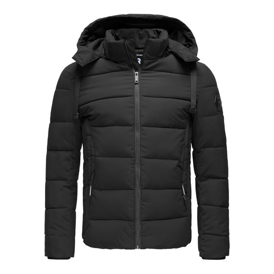 Red Bridge Herren Jacke Steppjacke Winterjacke Bubble