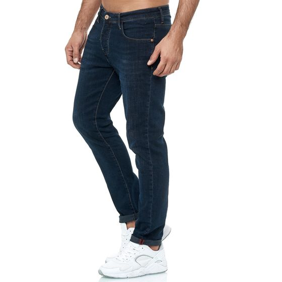 Red Bridge Mens Jeans Pants Slim-Fit Denim Stonewashed Arena
