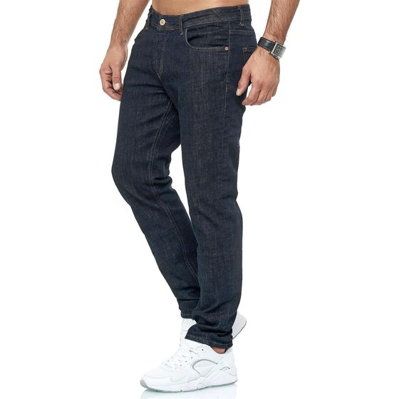 Red Bridge Mens Jeans Trousers Slim Fit Street Heat