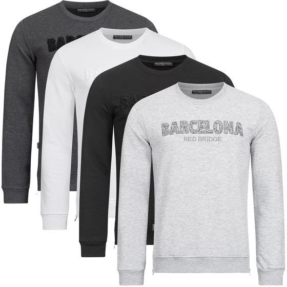 Red Bridge Mens Sweater Barcelona M2169