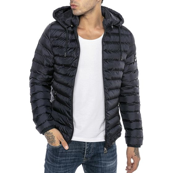Red Bridge Herren Jacke Steppjacke Lightweight Bubble