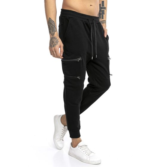 Red Bridge Mens Sweatpants Leisure Trousers Sweat double...