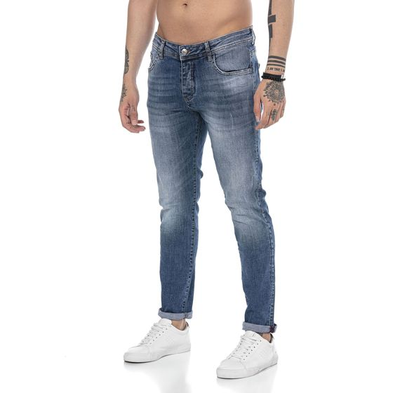 Red Bridge Herren Jeans Hose Denim Pants Faded