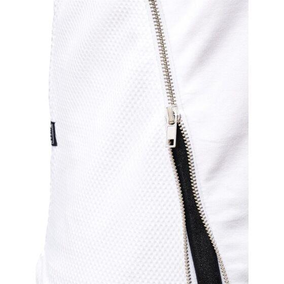 Red Bridge Herren Side Zipped Sweatshirt M2004-white, 14,99 € 80eda730cb